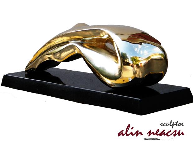 Sculpturi in bronz - Balerina