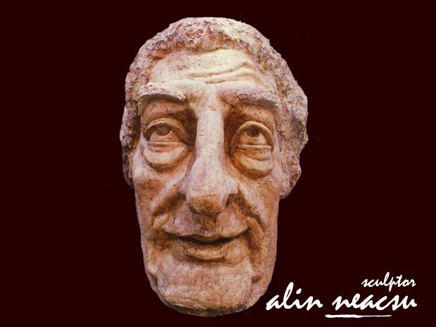 Sculpturi in piatra - Toma Caragiu