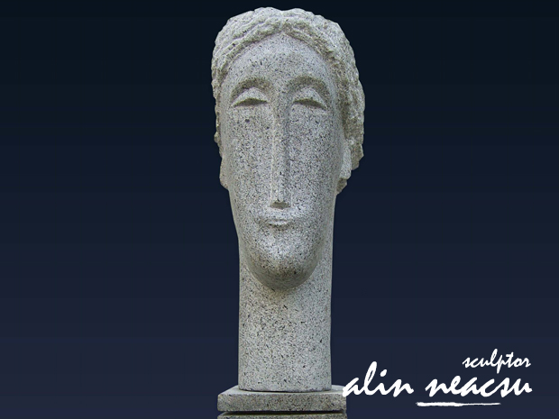 Sculpturi in piatra - Venus din Hobita